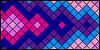Normal pattern #18 variation #75002