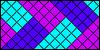 Normal pattern #117 variation #75024