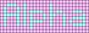 Alpha pattern #696 variation #75064