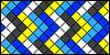 Normal pattern #2359 variation #75107