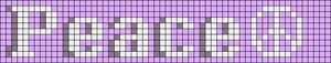 Alpha pattern #21467 variation #75130