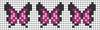 Alpha pattern #47765 variation #75233