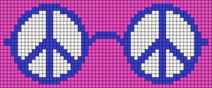 Alpha pattern #22205 variation #75238