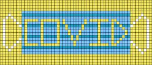 Alpha pattern #48291 variation #75335