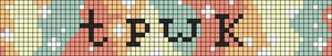 Alpha pattern #45766 variation #75399