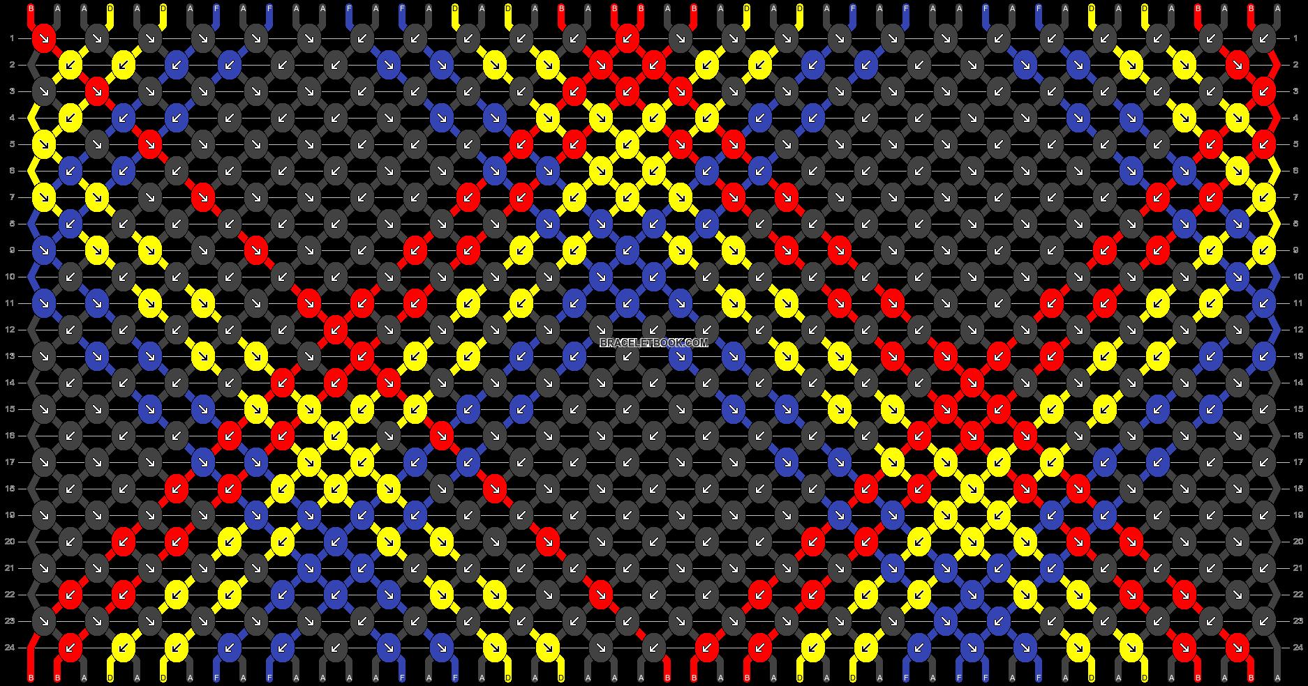 Normal pattern #4447 variation #75426 pattern