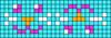 Alpha pattern #45691 variation #75459
