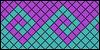 Normal pattern #5608 variation #75474