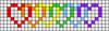 Alpha pattern #48442 variation #75493