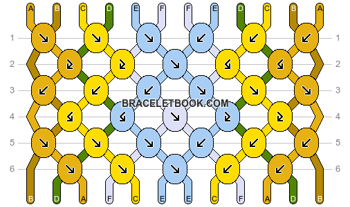 Normal pattern #18 variation #75537 pattern