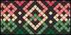Normal pattern #41481 variation #75577