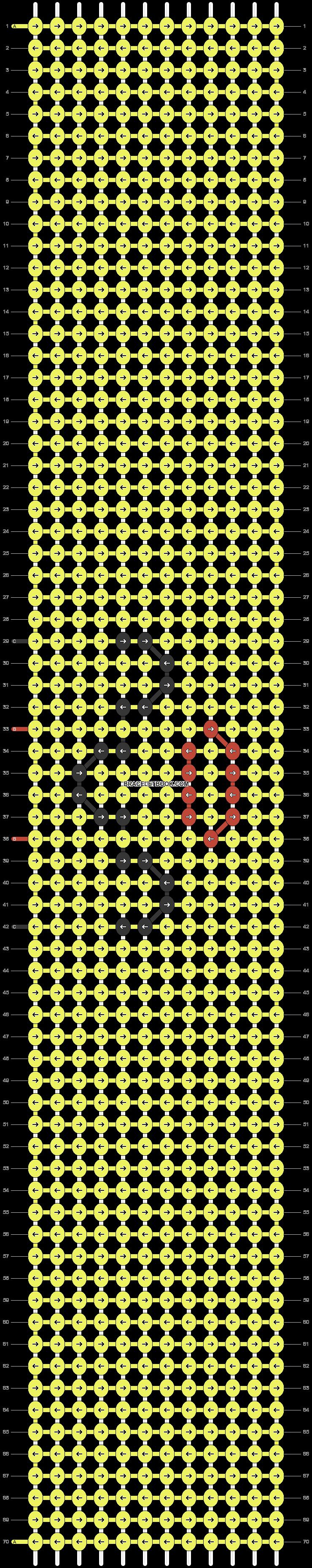 Alpha pattern #47915 variation #75715 pattern