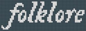 Alpha pattern #47530 variation #75747