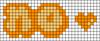 Alpha pattern #46000 variation #75770