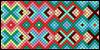 Normal pattern #47435 variation #75820