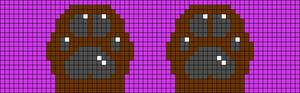 Alpha pattern #48523 variation #75848