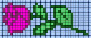 Alpha pattern #44843 variation #75849