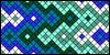 Normal pattern #248 variation #75894