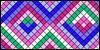 Normal pattern #33616 variation #76087