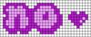Alpha pattern #46000 variation #76194