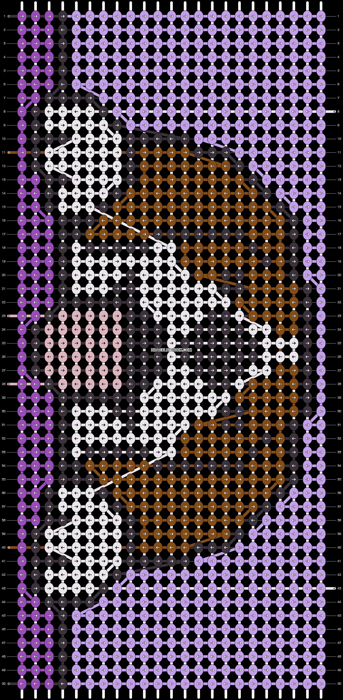 Alpha pattern #30629 variation #76212 pattern