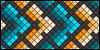 Normal pattern #31525 variation #76348