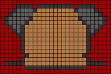 Alpha pattern #47379 variation #76350