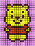 Alpha pattern #47801 variation #76412