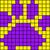 Alpha pattern #216 variation #76474