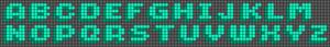 Alpha pattern #34279 variation #76502