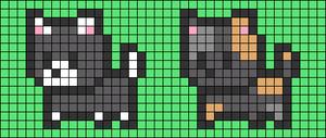 Alpha pattern #39188 variation #76565