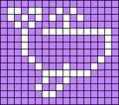 Alpha pattern #48960 variation #76668