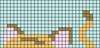 Alpha pattern #34270 variation #76693