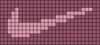 Alpha pattern #5248 variation #76742
