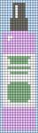 Alpha pattern #49028 variation #76834