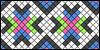Normal pattern #23417 variation #76880
