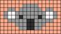 Alpha pattern #30345 variation #77007