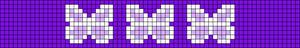Alpha pattern #36093 variation #77092