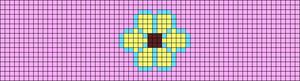 Alpha pattern #49133 variation #77153