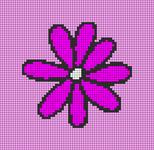 Alpha pattern #45951 variation #77241