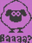 Alpha pattern #22841 variation #77242
