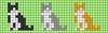 Alpha pattern #33767 variation #77269
