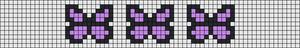 Alpha pattern #36093 variation #77319