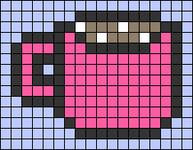 Alpha pattern #49269 variation #77488