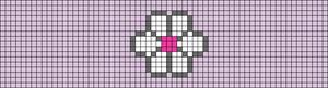 Alpha pattern #49133 variation #77500