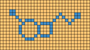 Alpha pattern #48466 variation #77510