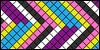 Normal pattern #2285 variation #77528