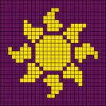 Alpha pattern #36226 variation #77576