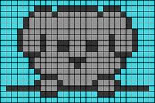 Alpha pattern #40391 variation #77633