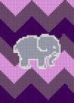 Alpha pattern #21781 variation #77672